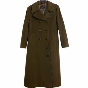 HOBBS London Women's Long Wool Coat